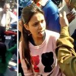 Haryana News, Women beaten by husband, policeman, no one helped, viral video, Panipat