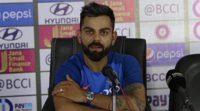 kohli says reason behind india loose