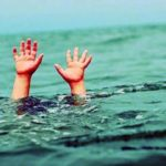 youth drowning in ganga river