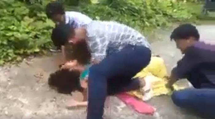 gangrape with minor girl