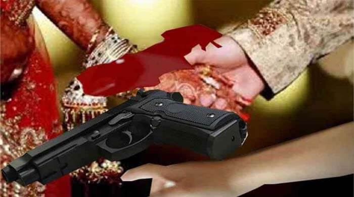 Shot Dead in Harsh Firing