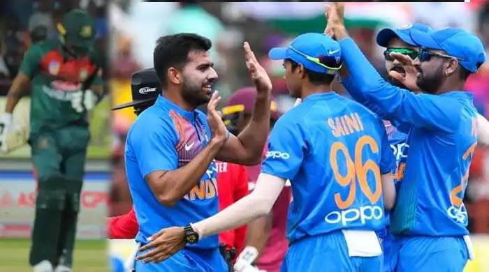 IND vs BAN 3rd T20