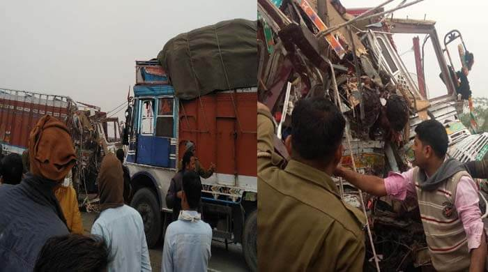 rajasthan road accident