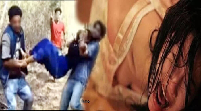 gangrape with minor girl in alwar