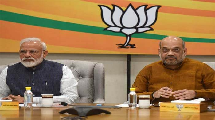 bjp lack of effective leadership in states