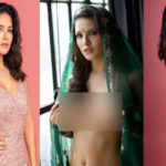 sunny leone latest backless photoshoot