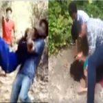 Minor girl gangraped by three people