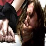 Rape with minor girl in dumka