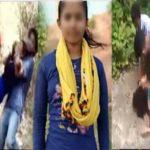rape with minor girl in jungle