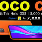 poco c3 full phone specifications