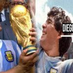 Diego Maradona Passes Away