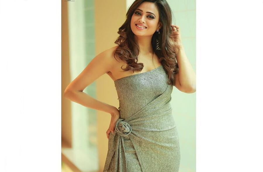 Shweta Tiwari New look